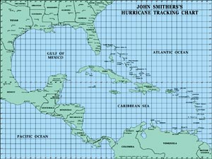 Revered image for printable hurricane tracking maps