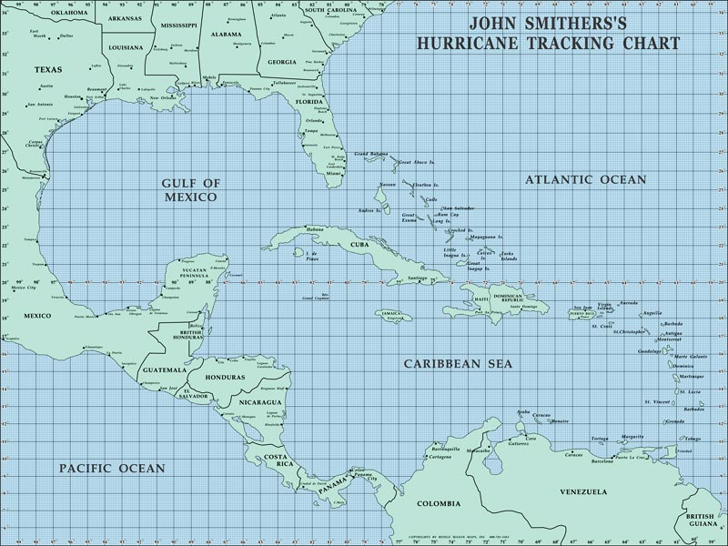 It is a graphic of Dynamite Printable Hurricane Tracking Chart