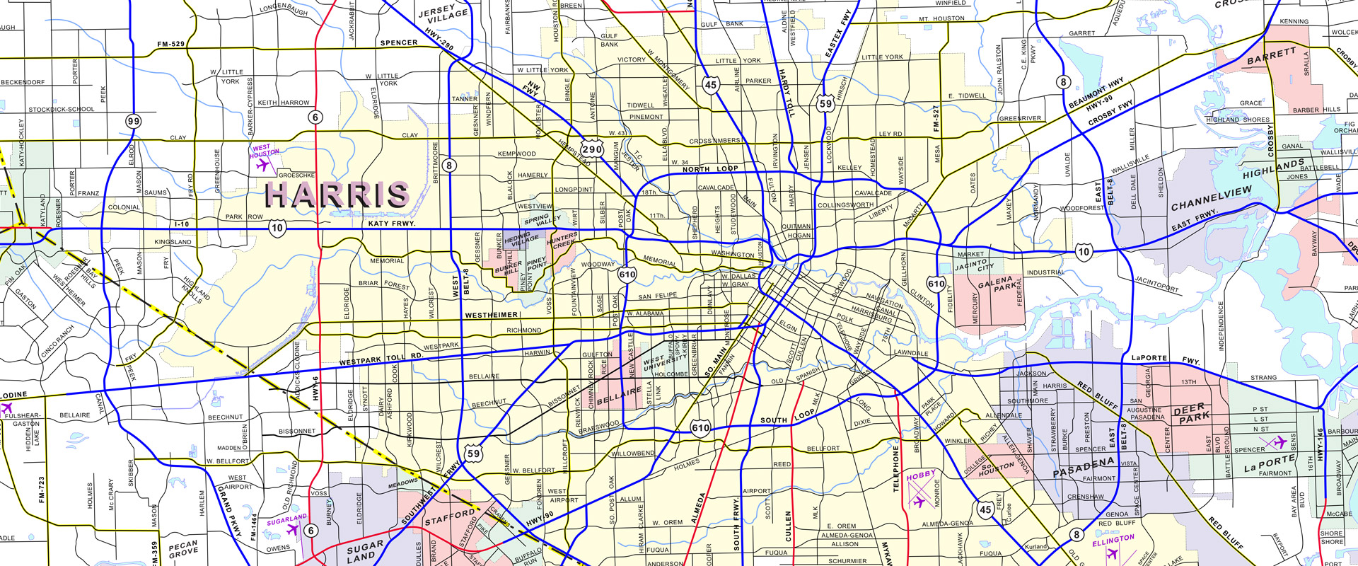 Greater Houston Area Zip Code Map.Mason Map Houston Map Houston Zip Code Map Topo Map Houston Texas