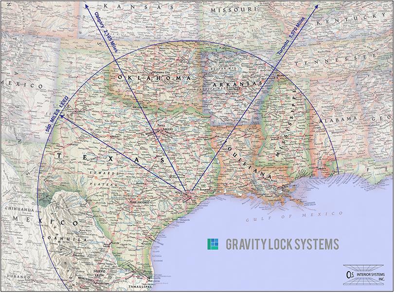 Mason Maps - Custom Wall Maps