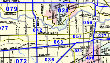 Mason Map, Houston Map, Houston Zip Code Map, Topo Map, Houston, Texas