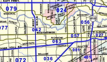 Mason Map, Houston Map, Houston Zip Code Map, Topo Map ...